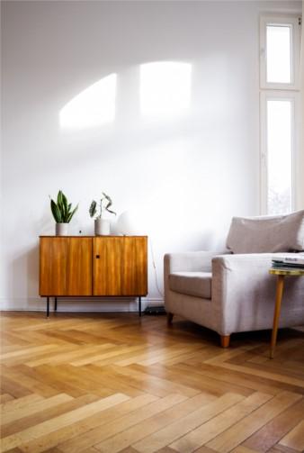 La mejor forma de limpiar el piso de madera